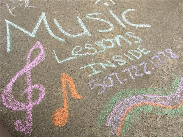 Music Lessons Inside! Call 507.722.1778